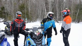 Go Snowmobiling for a New Rider