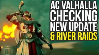 Checking River Raids, New Update & Weekly Reset In Assassin's Creed Valhalla (AC Valhalla Update)