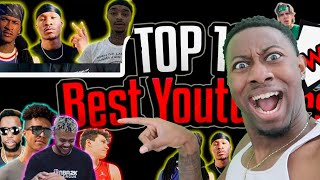 THEY FINALLY MADE A UPDATED LIST!!! REACTING TO THE TOP 10 BASKETBALL PLAYERS | TyTheGuy