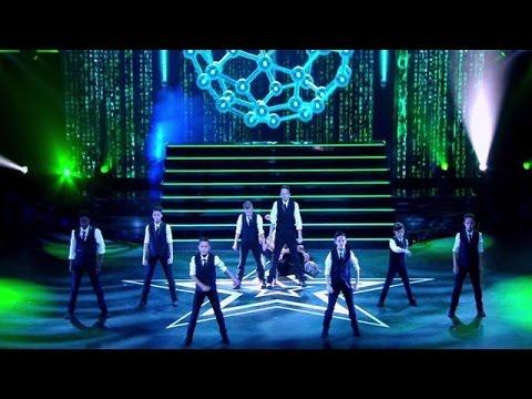 Dan Karaty smult weer van The Fresh Allstars-dans  - HOLLAND'S GOT TALENT