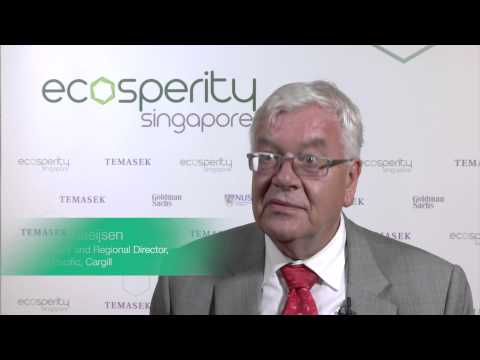 Bram Klaeijsen, President & Regional Director of Cargill Asia Pacific (Agriculture)