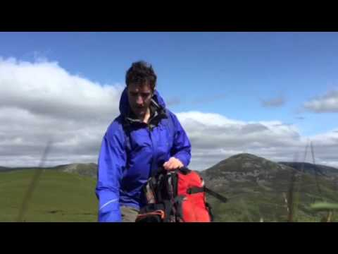 Scotland hiking and backpacking kit list