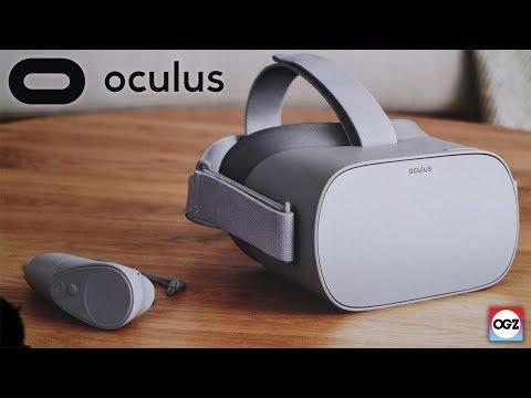 Bu Nasıl VR! - Oculus GO VR Başlığı İncelemesi