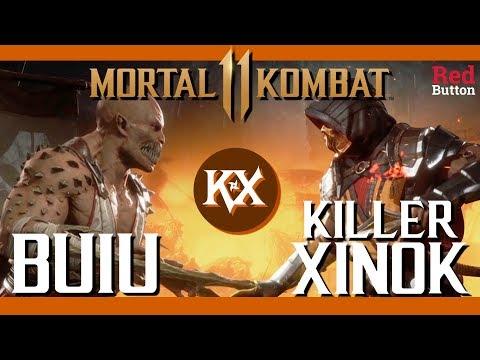 MORTAL KOMBAT 11 - Gameplay entre Killer Xinok e Buiu thumbnail