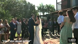 "Neo Music Production - ""Can't Help Falling In Love"" - Hong Kong Wedding Live Jazz Band"