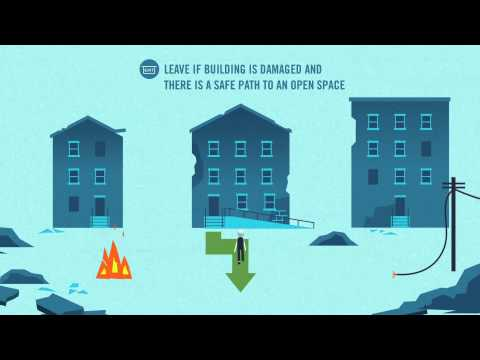 When the Earth Shakes: Earthquake Survival