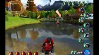 Wave Race Blue Storm (Nintendo GameCube) Playthrough - Part 1