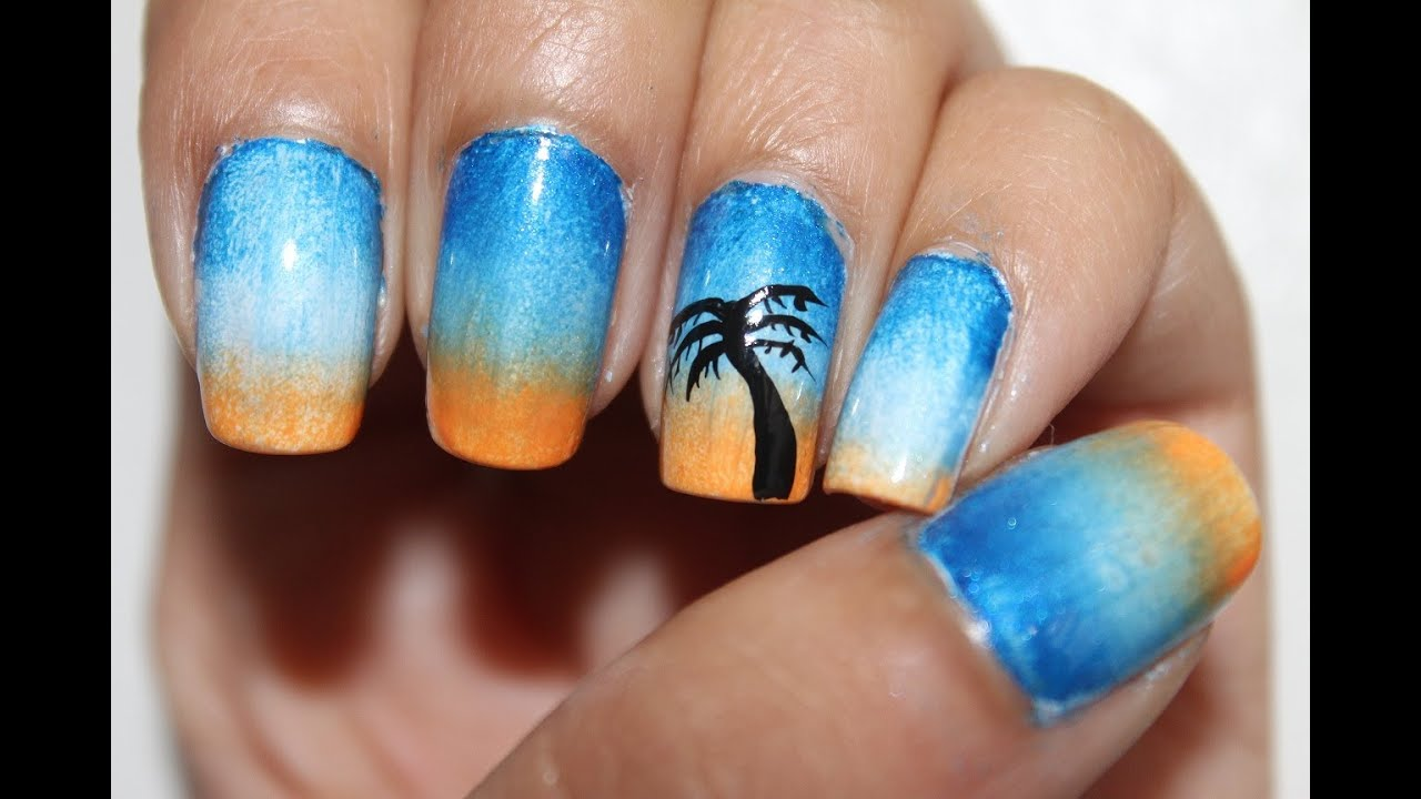 Nice Swirl Nail Polish Thick Nail Art Games For Kids Clean How To Do Nail Art Designs Step By Step Nail Art Tv Show Youthful Best Nail Polish Blogs RedNail Art Stickers Online Palm Tree Nail Art | Dee2102   YouTube