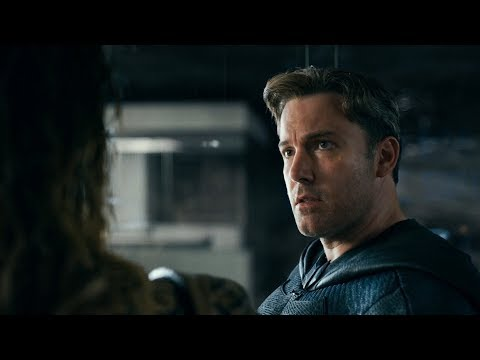 Justice League / Do You Talk To Fish Scene