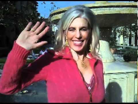 Shera Danese Falk saluta il Quotidiano d'Abruzzo