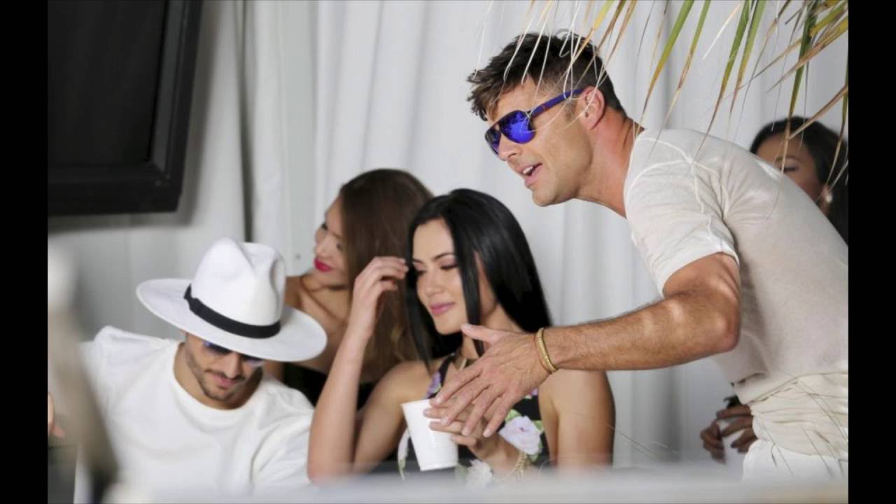 Ricky Martin Vente Pa Ca Official Video Ft Maluma Youtube