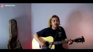 Live Cover Acoustic   Secondhand Serenade - Fall For You Cover by Akbarnvnsa