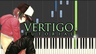 Dark Piano Music - Vertigo | Synthesia Tutorial