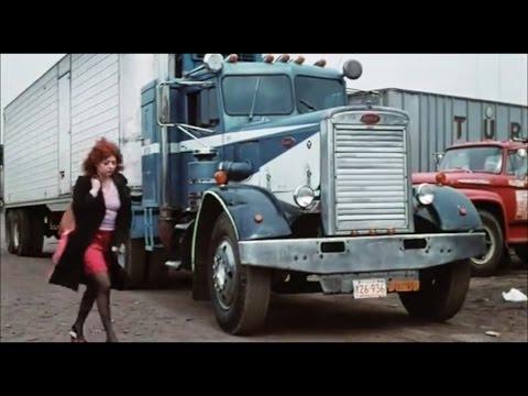 Peterbilt 281in Road Movie, 1974