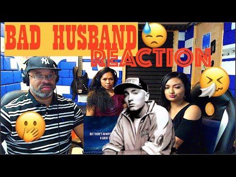 Eminem - Bad Husband Ft X Ambassadors (Lyrics) Producer and Family Reaction