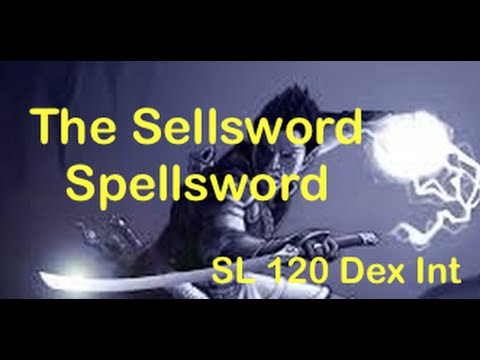 Dark Souls  Spellsword Build