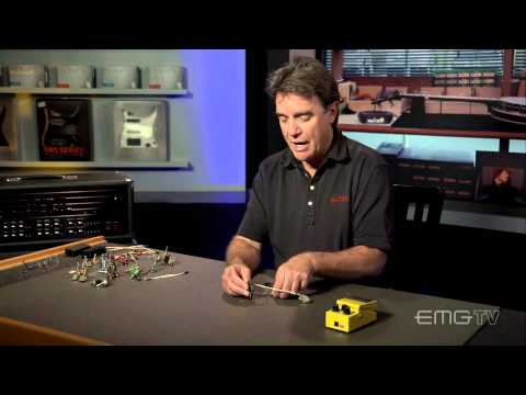 Build your own effects pedal with EMG accessories