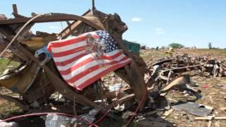 Woodward Oklahoma Tornado Disaster Relief Mission.