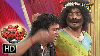 Jabardasth - Getup Srinu Performance - 7th January 2016 - జబర్దస్త్