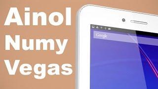 Ainol Numy Vegas 3G - видео обзор 7 дюймового планшета(Вашему вниманию предлагается видео обзор на русском языке 7-ми дюймового планшетного компьютера от известн..., 2014-06-06T11:07:28.000Z)