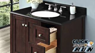 Fairmont Designs Shaker Americana Collection Video Review -- Clickshopnrun.com