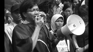Video #PutarBalik Kasus-Kasus Pelanggaran HAM Masa Lalu: Kompilasi Orasi
