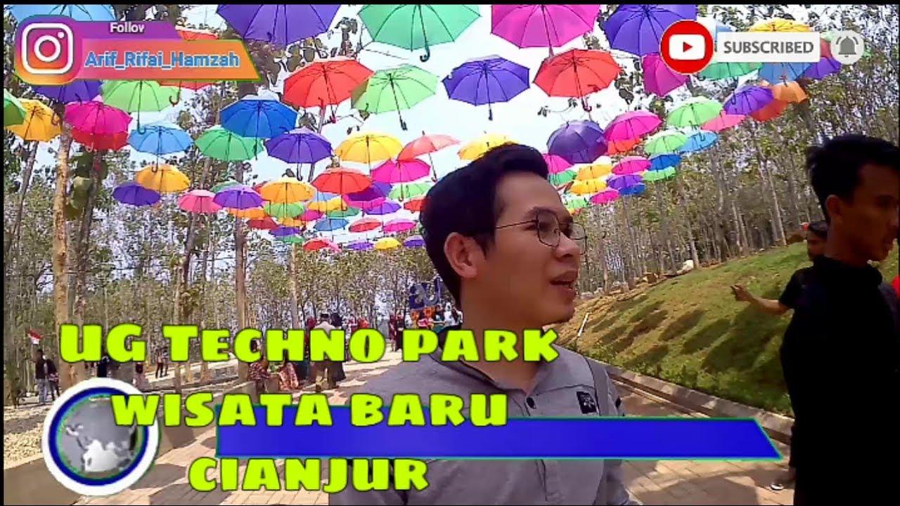 Wisata Baru Cianjur Vlog Ug Techno Park Jamali Cianjur Harus Kesini Dan Wajib Nonton