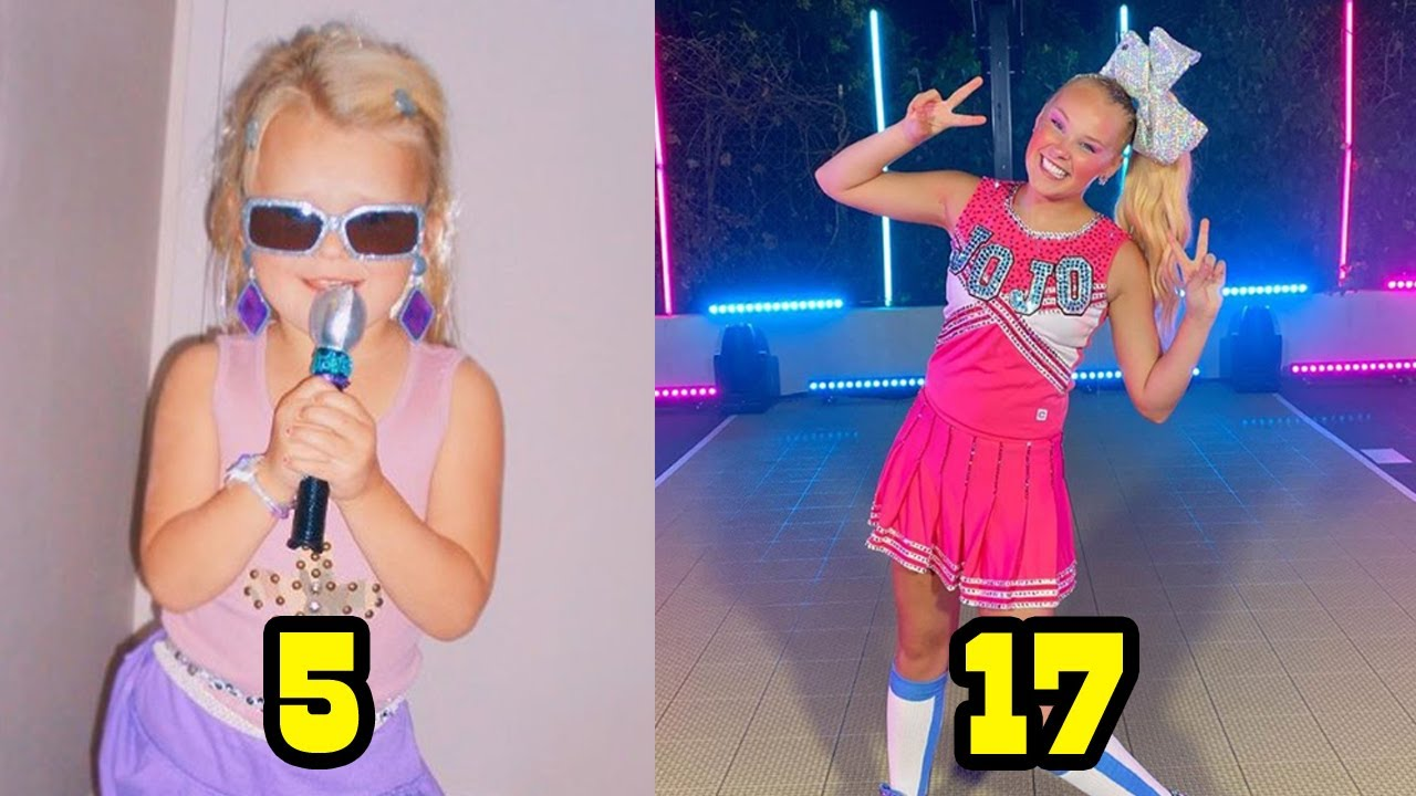 JoJo Siwa ★ From 0 To 17 Years Old