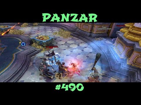 видео: panzar revolt - Паладин убивает и хиляет. #490