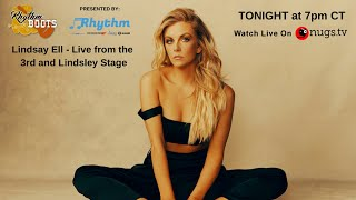 Rhythm and Boots - Lindsay Ell Live From 3rd & Lindsley