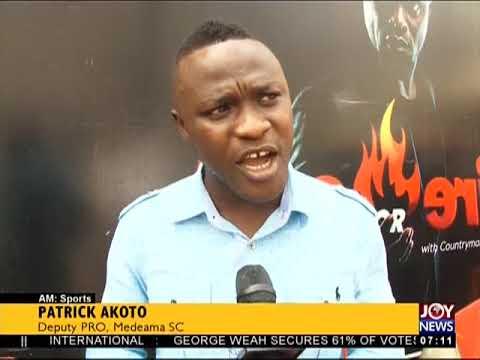 Ghana Premier League - AM Sports on JoyNews (29-12-17)