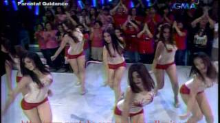 Repeat youtube video EB Babes Dance No. Collection