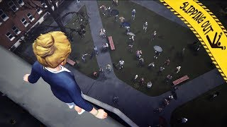 Exploring Hidden Locations and Easter Eggs - Life Is Strange Part 2   Slippin Out