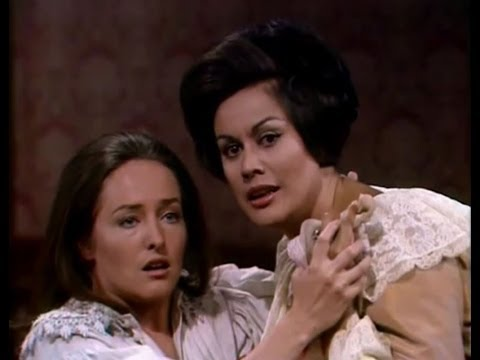 Kiri Te Kanawa  The Marriage of Figaro Glyndebourne 1973