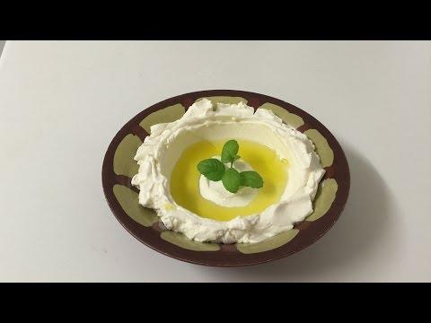 How To Make Labneh Lebanese Cream Cheese- كيف تعمل اللبنة اللذيذة by Easylife