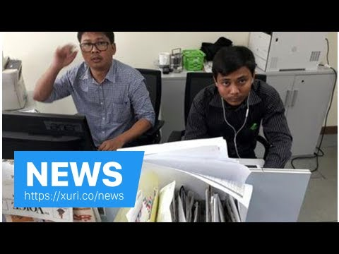 News - Friends of the Reuters reporter arrested in Myanmar poured out his heart on Soc