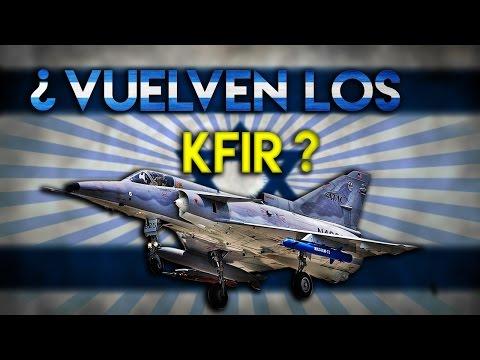 Se REANUDAN negociaciones por los KFIR en ARGENTINA
