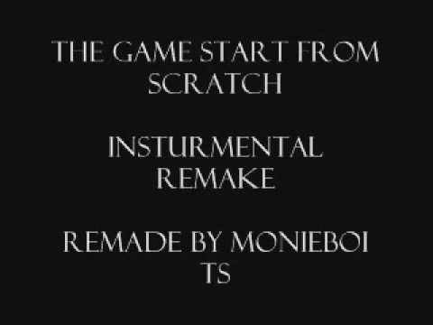 game start from scratch