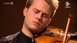 Tobias Feldmann | Bartok | Violin Concerto No. 2 | 2015 Queen Elisabeth International Violin Comp