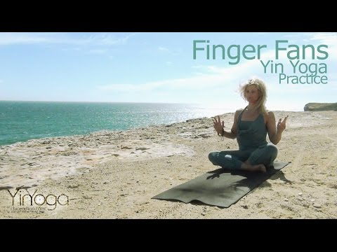 Yin Yoga Austria - Finger Fans! Deutsche Version -  Chiaradina.com