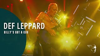 Def Leppard - Billy's Got A Gun (Hits Vegas)