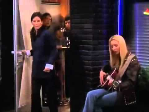 Phoebe sings about Argentina
