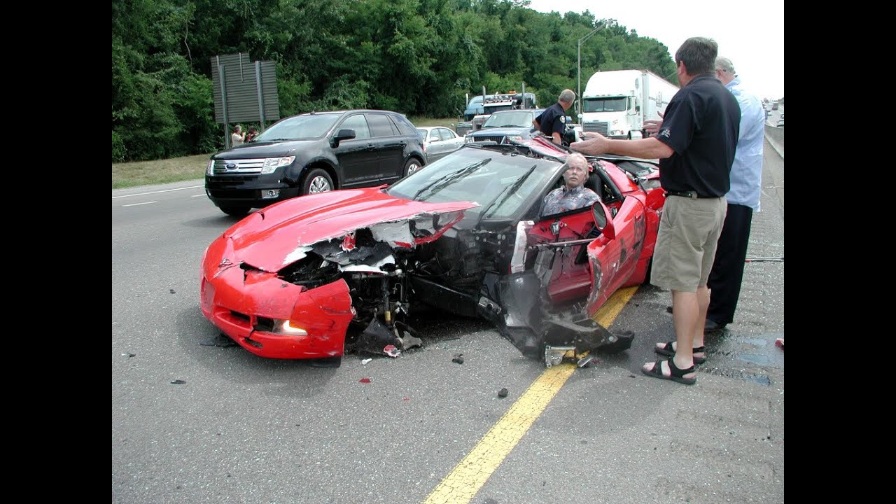Car Accidents Caught On Video Youtube