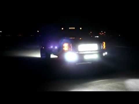 Chevrolet Truck Pics - Rigid Industries LED lights - 2011 Chevy built for the SEMA Show