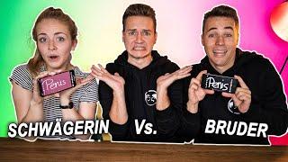 SCHWÄGERIN vs BRUDER - Wer kennt mich besser ?!   Max und Chris