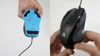 Logitech G300s Mouse Review - Affordable Programmable Mouse