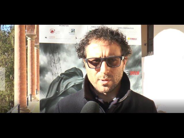 Festival della migrazione 2016 - intervista a Luca Barbari
