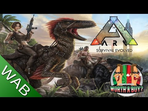 Ark Survival Evolved Review Early Access Worth A Buy