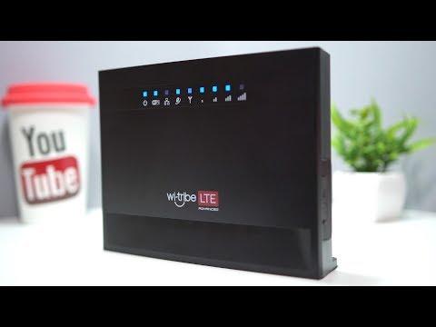 Wi-Tribe 4.5G LTE-Advanced Review [Urdu/Hindi]