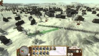 Empire: Total War [HD] - Prussia - Short Campaign Part 7: Death to the Saxons?